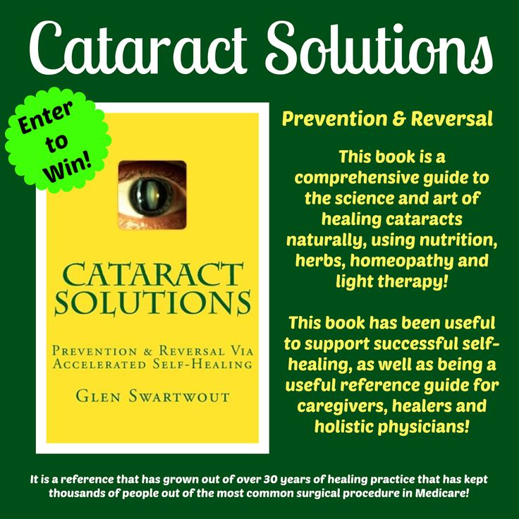 ► ► ► Prevention and Reversal Of Cataracts eBook Giveaway!  Ends 06-10-15  Learn the secrets, on how to heal your own cataracts!  #Giveaway #Eyes #Cataracts @Tattletails