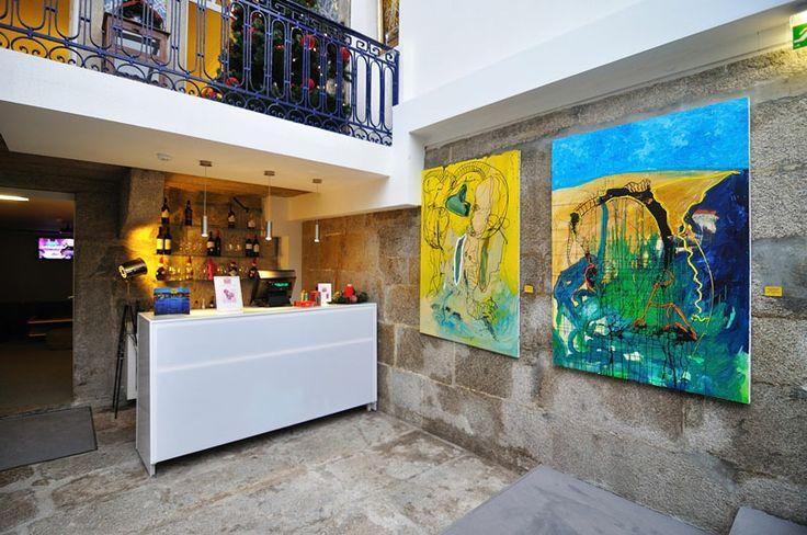 Gallery Hostel - Porto, Portugal.