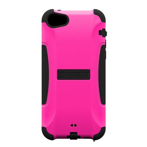 Trident Case Aegis Series for iPhone5C - Retail Packaging - Pink. Fits IPhone 5c. Meets Military Standard Mil-std-810f For Vibration & Drop Protection. Bio-enhanced Polycarbonate Provides Drop Protection. Dust Filters. Self-applicable Screen Protector, Pink. Meets Military Standard MIL-STD-810F: vibration and drop (Independently Tested). Inner-layer of shock-absorbing silicone with an outer-layer of hardened polycarbonate, providing two layers of protection. Self-applicable screen…