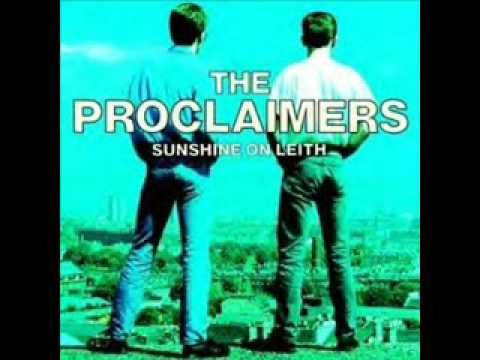 The Proclaimers - 500 Miles.  Who remembers Johnny Depp's character from Benny and Joon?