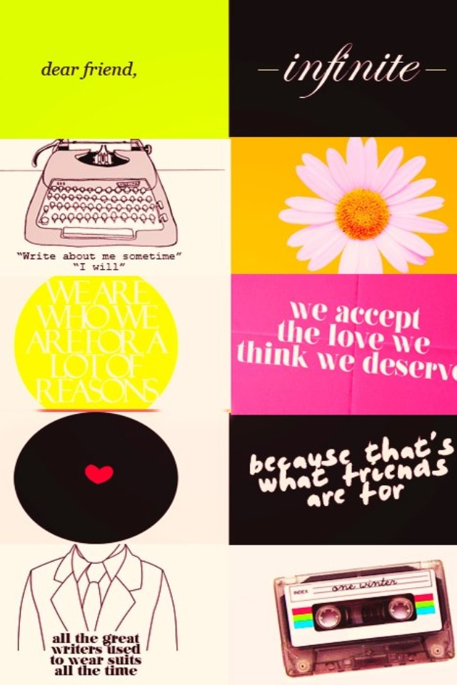Perks Of Being A Wallflower Baked Like A Cake