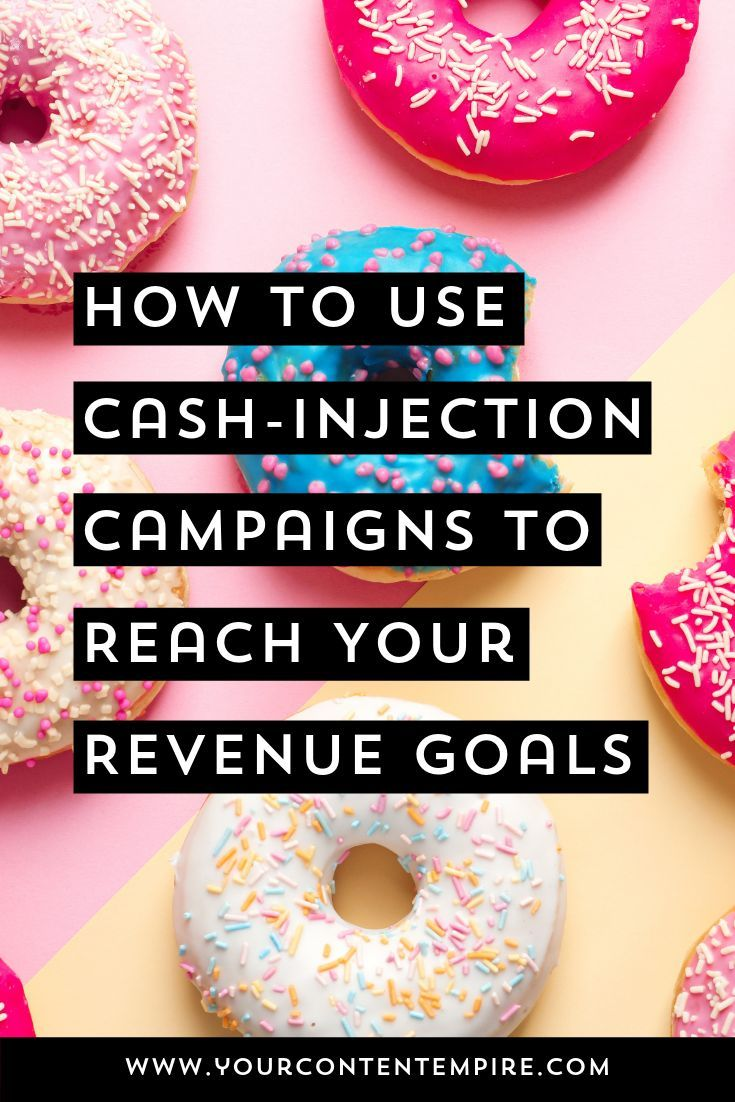 How to Use Cash Injection Campaigns to Reach Your …