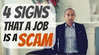 4 Signs that a Job is a Pyramid Scheme / Scam (in 3.5 minutes)