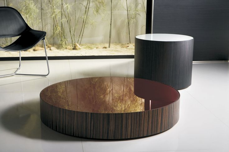 Round Contemporary Coffee Tables - Table Sets for Living Room Check more at http://www.buzzfolders.com/round-contemporary-coffee-tables/
