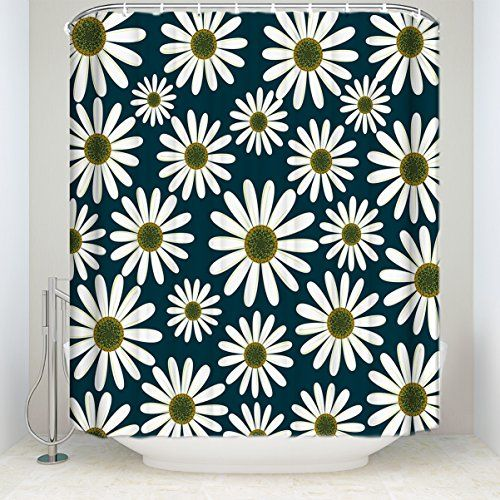 Custom Daisy Gerbera Flower bathroom shower curtain polye... https://www.amazon.ca/dp/B0773J4NLS/ref=cm_sw_r_pi_dp_x_4kDdAbS5MEK28