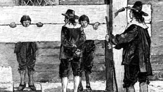 From BBC News - Why is Harvard putting the puritans in the stocks? http://wp.me/p7aCDO-evK