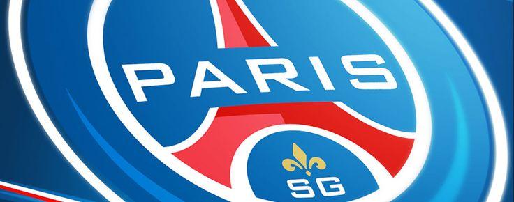 PSG rebrand Design Christophe Lizet