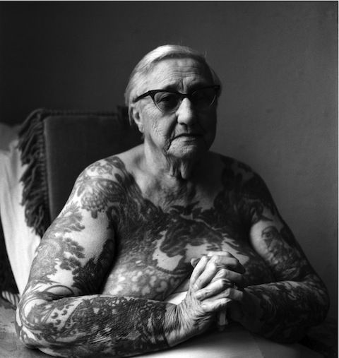 From Kat Von D to Lena Dunham: An Amazing History of Women and Tattoos