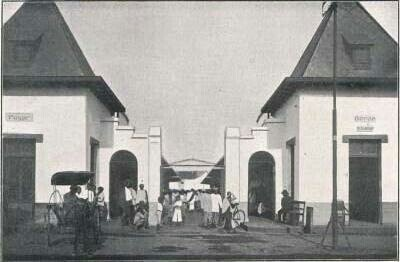 One of the three government-owned market Bandoeng
