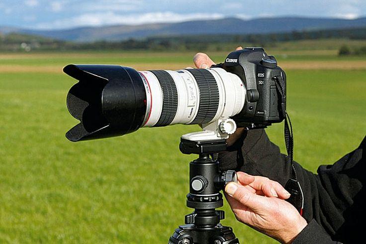 Wykorzystaj teleobiektyw do fotografii krajobrazu!