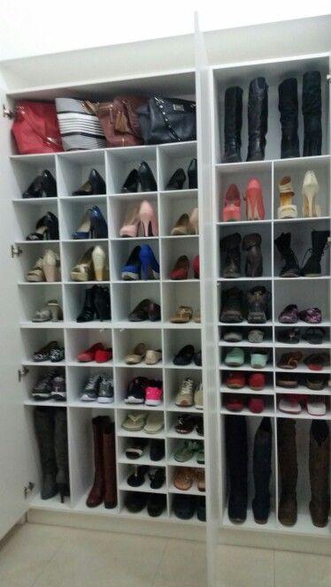organizador de zapatos casa lindashoe closetshoe