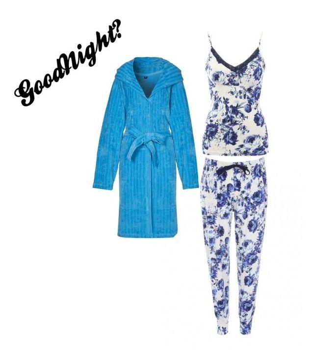 """""""Nightwear"""" by deea-drg on Polyvore"""