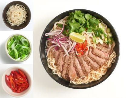 Wagamama Chilli Beef Ramen recipe | Eden Shopping
