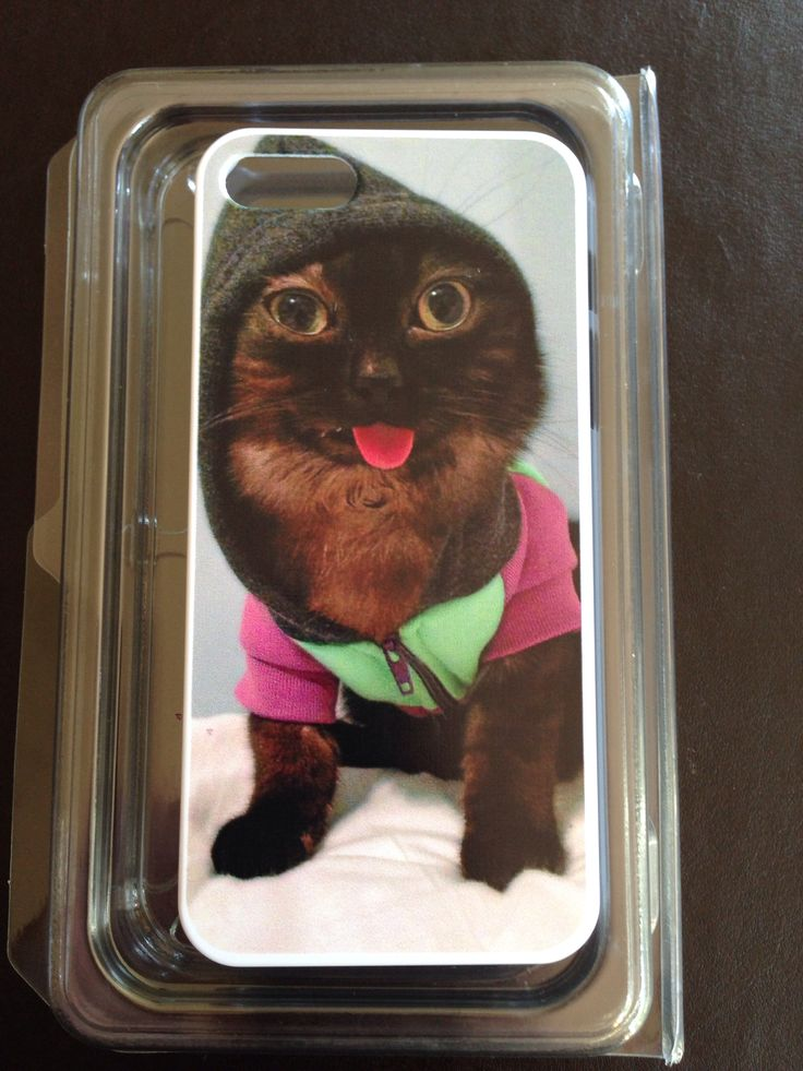 Mr. Magoo the cat iPhone 5/5s cell phone case $20!!