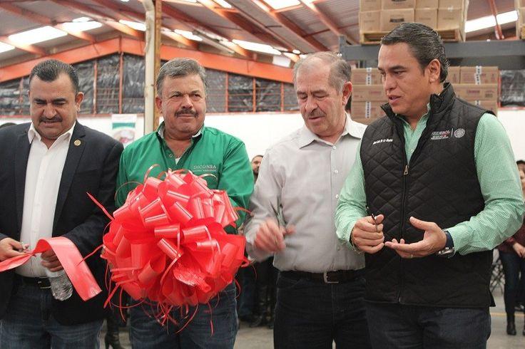 Gobierno de Chihuahua tiene en Diconsa un importante aliado: Secretario de Desarrollo Rural   El Puntero