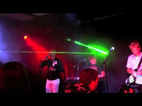 ▶ Arms of a Stranger - Polyfon - Klub Golem - 15.07.2011 - YouTube