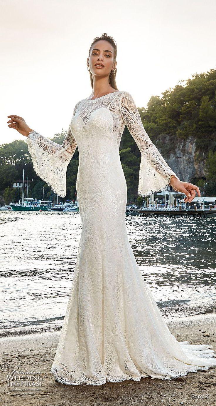 Eddy K Dreams 2019 Wedding Dresses Wedding Inspirasi Short Wedding Dress Wedding Dresses Lace Short Wedding Gowns [ 1380 x 736 Pixel ]