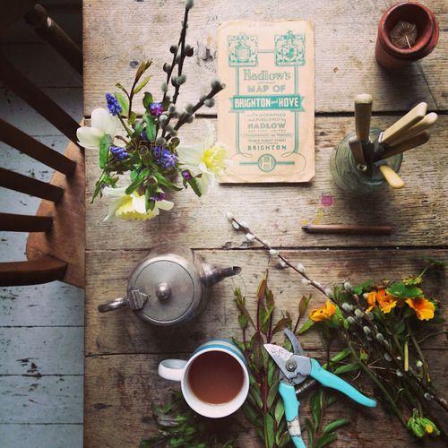 """In joy or sadness flowers are our constant friends."" ―Kakuzō Okakura, The Book Of Tea"