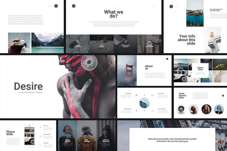 20 in 1 | Keynote + PowerPoint by Entersge on @creativemarket