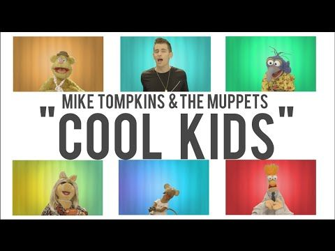"""The Muppets take on A Cappella - """"Cool Kids"""" - KS95 94.5 Today's Variety 