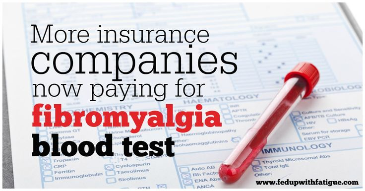 Medicare and some private insurers now pay for the FM/a fibromyalgia test. EpicGenetics offers assistance to determine if your insurance covers the test.