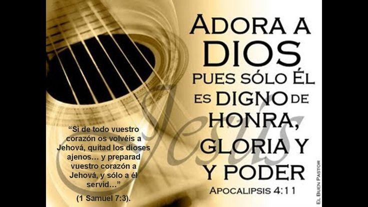 1 HORA DE ADORACION EN MUSICA CRISTIANA, PRECIOSA Y BELLA