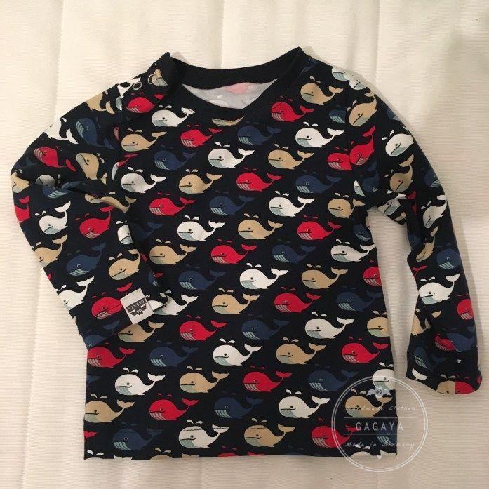 Babyshirt von Klimperklein. – GagaYa