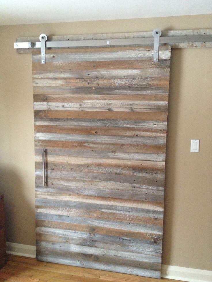 Pin by susan trindle on doors pinterest - Modern interior barn doors ...