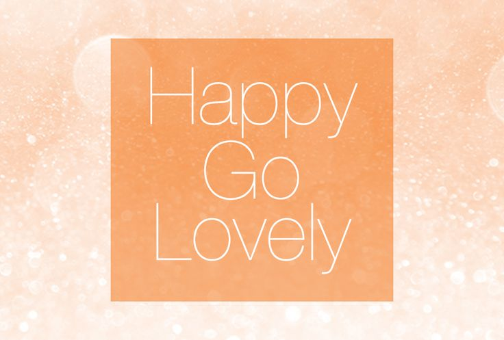 Discover and gift something for the Happy-Go-Lovely person in your life. She's energetic, upbeat—and loves to laugh. She spreads happiness wherever she goes.