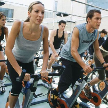 Spin Smarter: 9 Ways to Maximize Your Ride - I've been doing the Cycle class once/week lately (still new to it)...good tips.