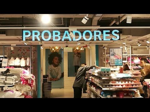 Primark, Madrid #Lowcost - YouTube