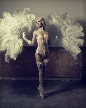#Burlesque #Inspiration - Manina Productions Event Designer