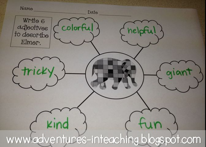 Adventures in Teaching: Do you know Elmer?