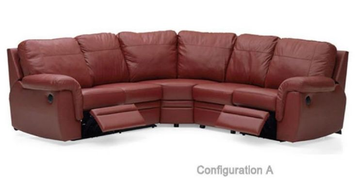 15 Best Images About Palliser Leather Sectionals On Pinterest Reclining Sectional Leather