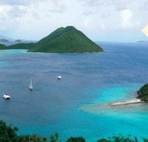 virgin saint Island john