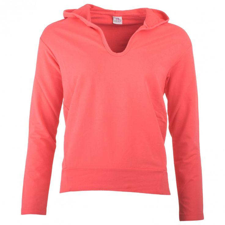 Deha Active Hoodie Sweatshirt - Yogashirt Damen | Versandkostenfrei | Bergfreunde.de