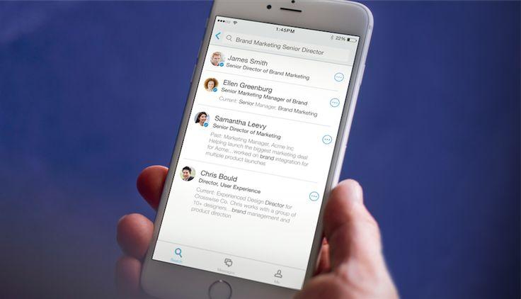 LinkedIn lance l'application Lookup, un espace de proximité en entreprise