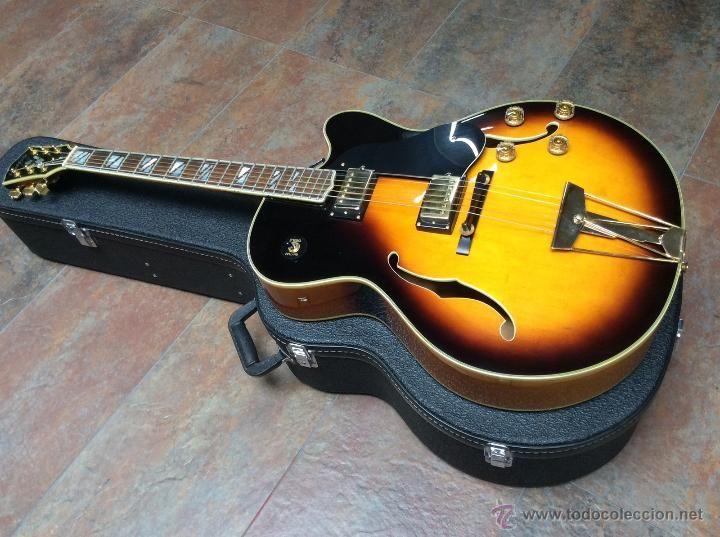 Guitarra Washburn  J-6
