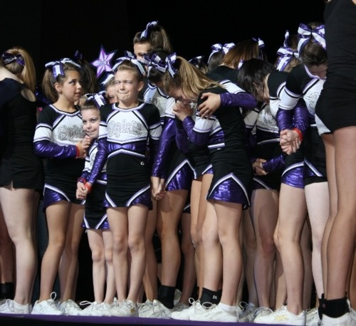 """Please let us win... please let us win"": Cheer Facials, Awesome Cheer"