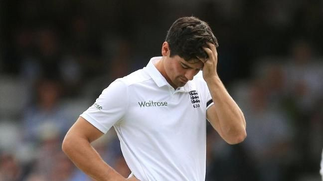 In the ongoing series between India & England, Cook has faced criticism over his captaincy & or over the lack of good results. England has been troubled by lack of decent spinners & a weak middle order. But Cook is also seen non- -proactive on the field. Is this the time for him to hand over the captaincy to someone like Joe Root & concentrate on his batting?