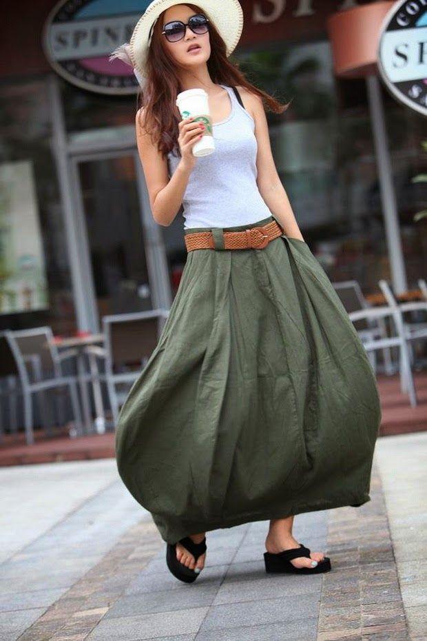 Army green, fashion trend alert