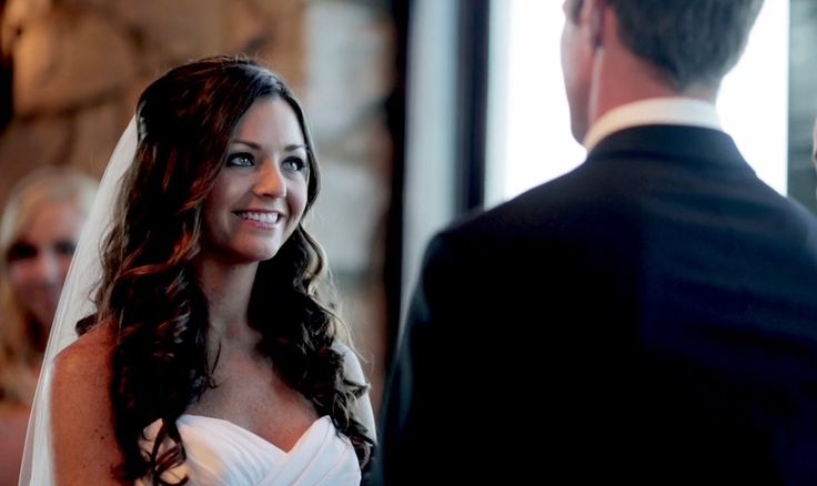 Watch Bachelor Pad's Holly Durst and Blake Julian Exchange Wedding Vows! (VIDEO)