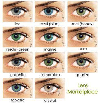 solotica natural colors color contact lenses (in mel)