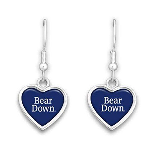 Arizona Wildcats Heart Slogan Earrings Sports Team Access... https://www.amazon.com/dp/B01HIYTVUU/ref=cm_sw_r_pi_dp_x_ftPyybA7MVASB