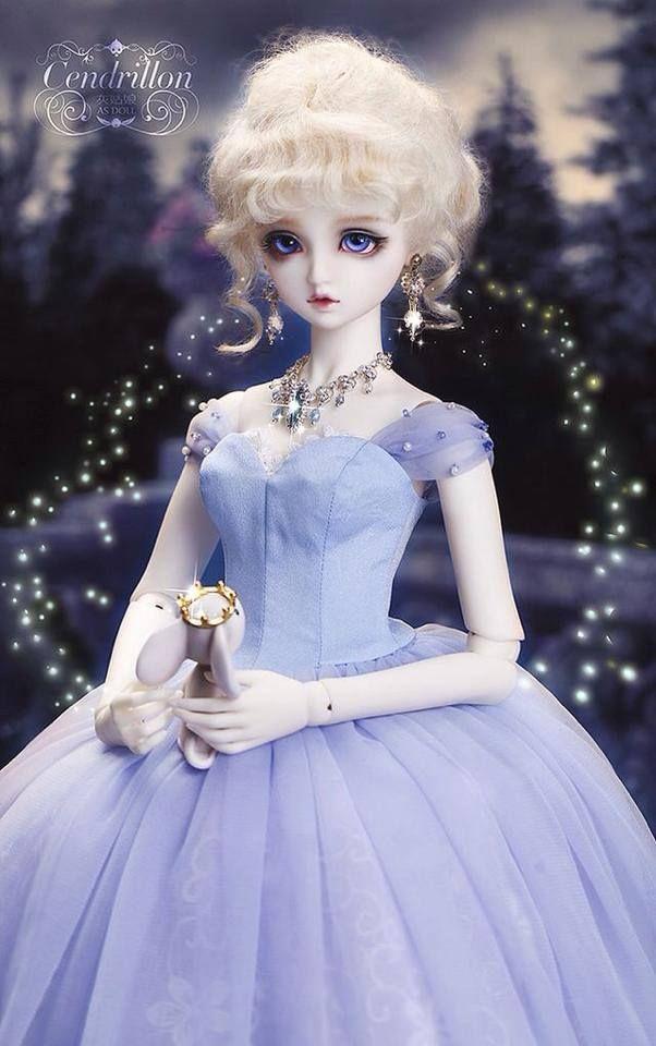 Cinderella by Angell Studio