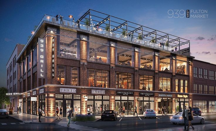 Mixed-use Fulton Market development to get facelift and new office tenants REJournals.com