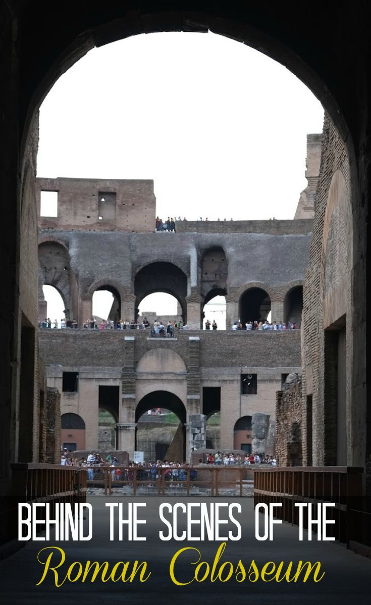 Take a behind-the-scenes look of the Roman Colosseum with Walks of Italy [+video]