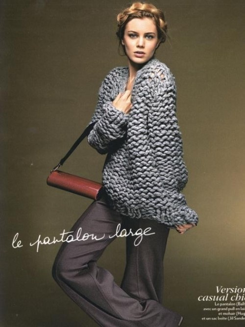 Arm Knitting Sweater Patterns : Best images about fashion sweaters on pinterest