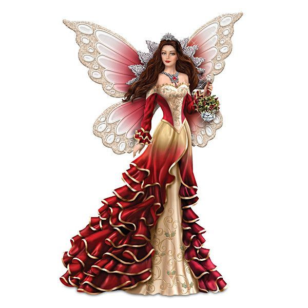 The Spirit Of Love Figurine LOVE this figurine from Hamilton Collection!