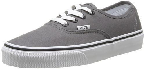 Oferta: 65€ Dto: -35%. Comprar Ofertas de Vans Authentic, Zapatillas de Lona Unisex, Gris (Pewter/Black), 38.5 barato. ¡Mira las ofertas!